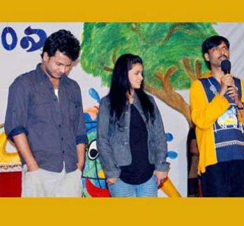 Actor Rahul-Priyanka at Nicwon Sanskritic Mela '09